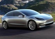 Tesla: linee pronte a Fremont per la produzione delle Model 3 pre-serie