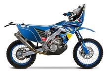 Tm Moto DKR 450 Fi ES