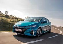 Toyota Prius Plug-in Hybrid [Video primo test]