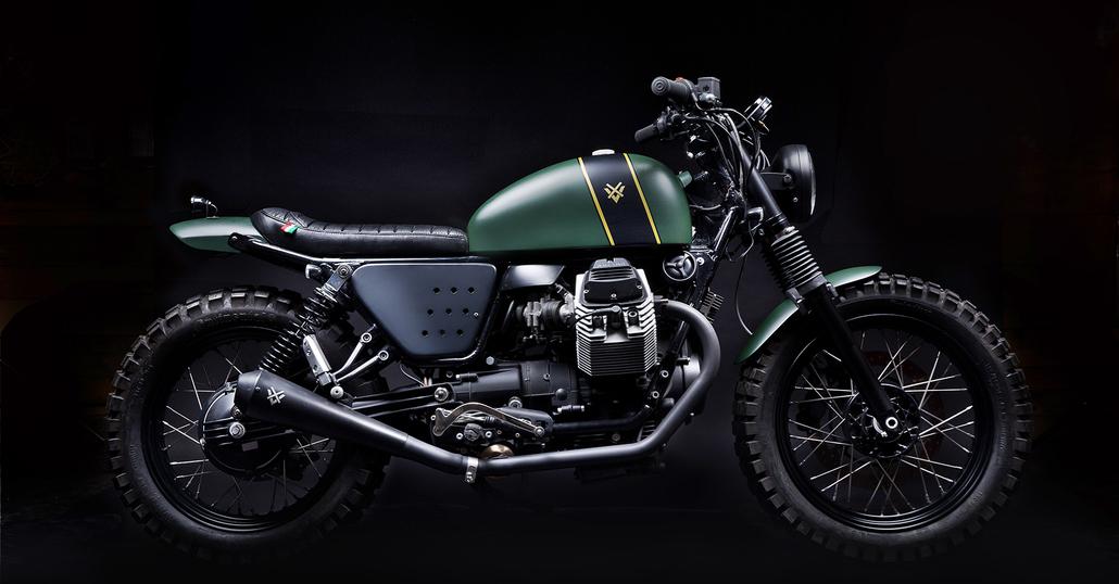 Moto Guzzi Nevada Trike