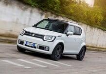 Suzuki Ignis   Test drive #AMboxing