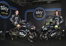 Dainese & AGV technical sponsor dello Sky Racing Team VR46
