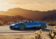 Pagani Huayra Roadster: l'esclusività en plein air [Video]