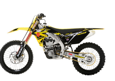 Valenti Racing RM-Z 450