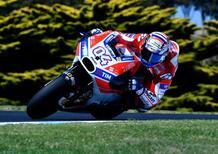 MotoGP. Tardozzi (Ducati): Abbiamo sentito la mancanza delle ali