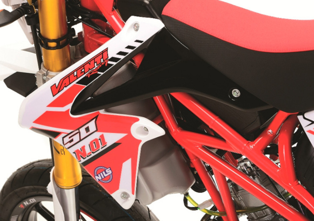 Suzuki Valenti N01 50 Low L.E. Prezzo, Scheda tecnica e