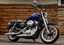 Harley-Davidson SuperLow 883 (2017 - 18)