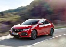 Nuova Honda Civic, diversa da tutte le altre [Video primo test]