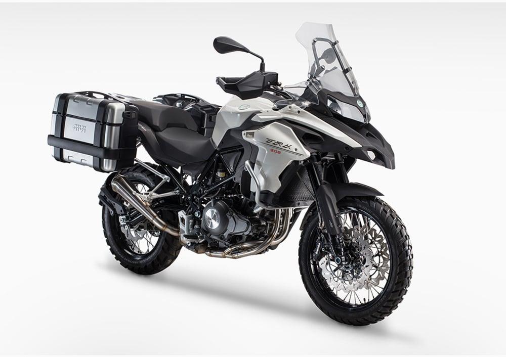 Benelli TRK 502 ABS (2017 - 19)