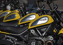 Ducati corre nel primo semestre: vendite +22% nel mondo