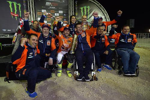 MXGP. Cairoli e Jonass si aggiudicano il GP del Qatar (3)