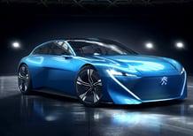 Peugeot Instinct, la concept autonoma a Ginevra