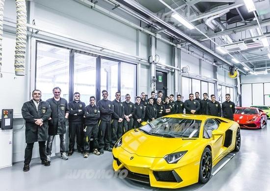 DESI, Ducati e Lamborghini per un progetto sociale di crescita