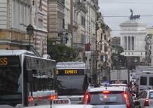 Roma, emergenza smog: anche oggi limitazioni al traffico