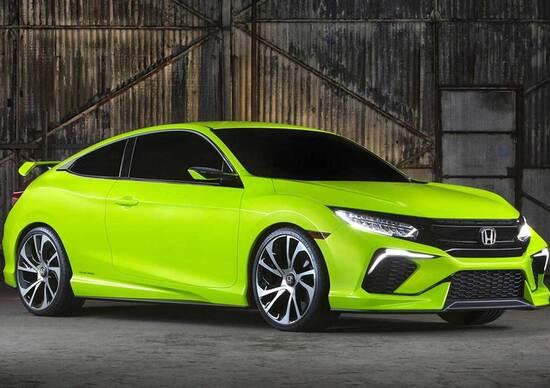 Honda Civic concept: c'è già aria di nuova generazione