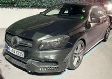 Mercedes Classe A 45 AMG: ecco come si prepara al restyling