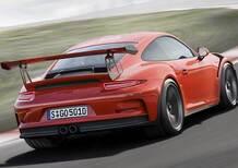 Porsche 911 GT3 RS: al limite a Nardò con Brendon Hartley [video]