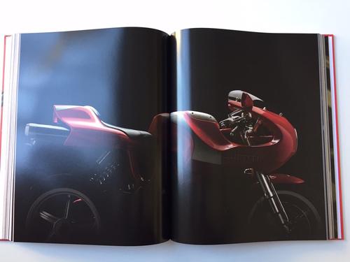 """Libri per motociclisti: """"Stile Ducati. Una storia per immagini"""""""