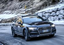 Audi 20quattro ore delle Alpi: gara endurance con l'Audi A4 Allroad quattro [VIDEO]