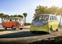 VW I.D. Buzz Concept presente al Salone