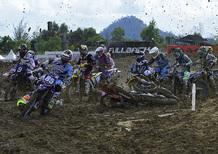 MXGP. Il fango indonesiano condiziona l'apertura del GP