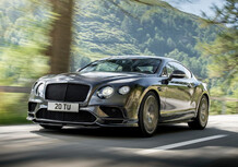 Bentley Continental Supersports: al Salone di Ginevra 2017 con 700 CV e 1.017 Nm