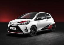 Toyota Yaris GRMN, 210 CV al Salone di Ginevra 2017 [Video]