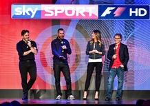 Sky presenta la stagione sportiva: la Motor Revolution 2017