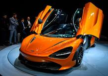 McLaren al Salone di Ginevra 2017 [Video]