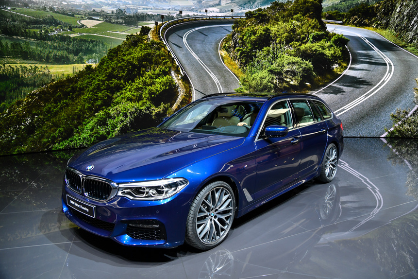 BMW al Salone di Ginevra 2017