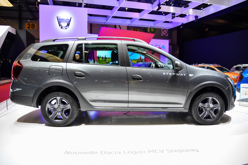Dacia al Salone di Ginevra 2017 (3)