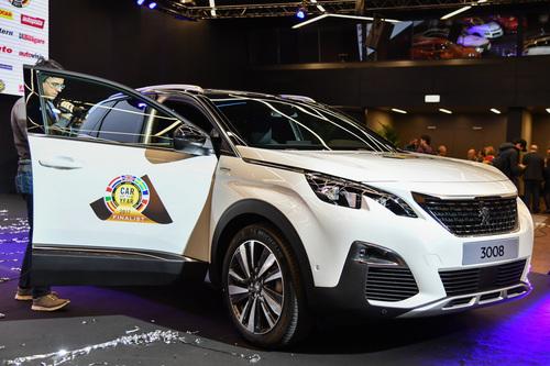 Peugeot al Salone di Ginevra 2017 (5)