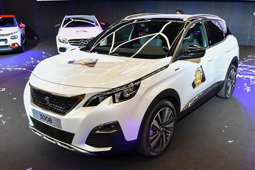 Peugeot al Salone di Ginevra 2017 (3)