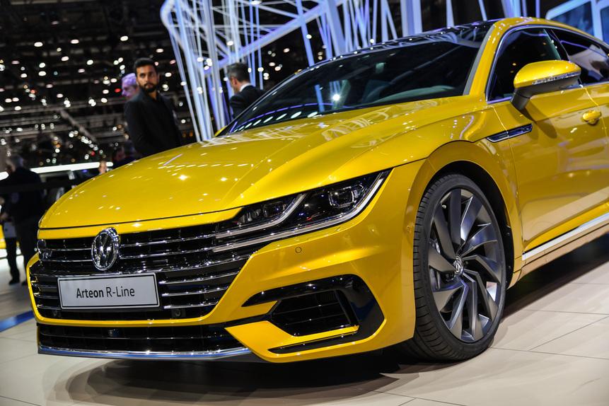 Volkswagen al Salone di Ginevra 2017 (5)