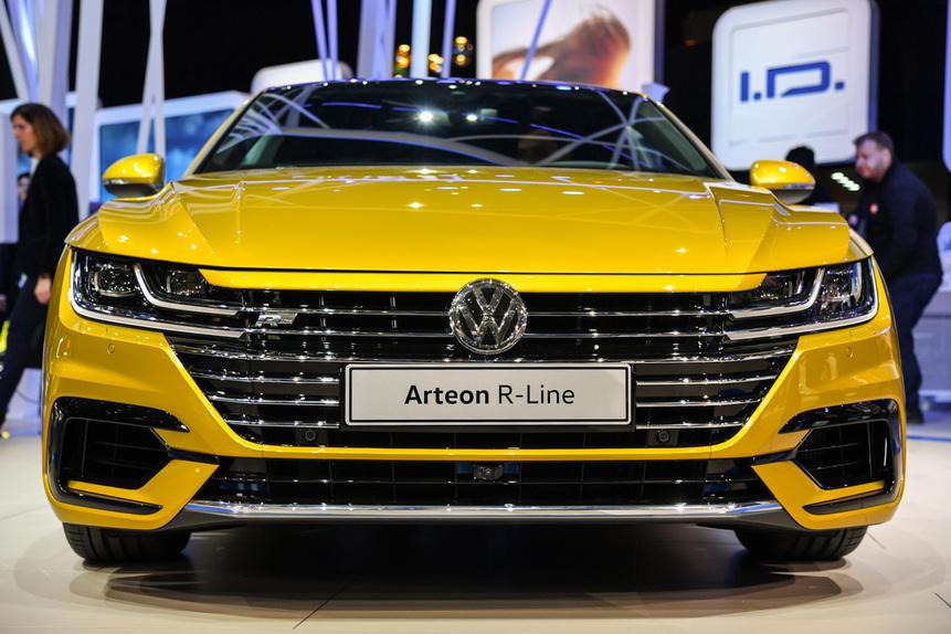Volkswagen al Salone di Ginevra 2017 (3)
