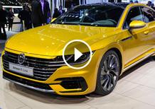 Volkswagen Arteon, la videorecensione al Salone di Ginevra 2017 [Video]