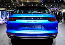 Porsche Panamera Sport Turismo, la videorecensione al Salone di Ginevra 2017 [Video]