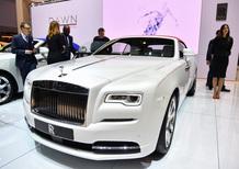 Rolls-Royce al Salone di Ginevra 2017