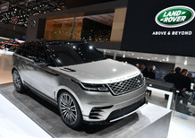 Range Rover Velar, la videorecensione al Salone di Ginevra 2017 [Video]