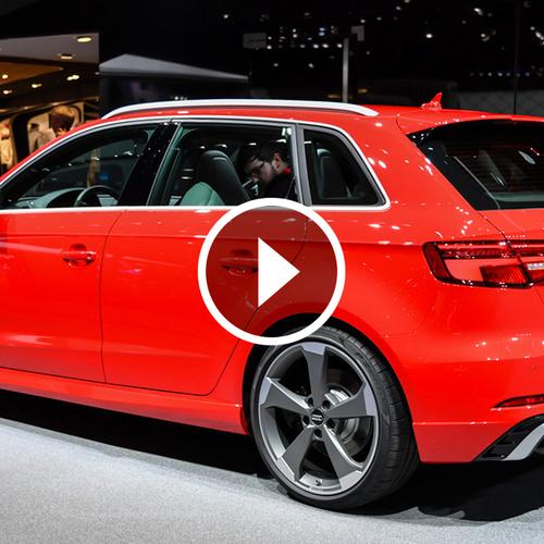 Audi rs3 sportback restyling la videorecensione a ginevra for Audi rs3 scheda tecnica