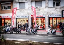 Moto Japan 99: nuova concessionaria Honda a Roma