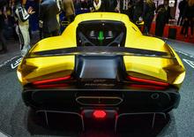Fittipaldi EF7 Vision GT, la videorecensione al Salone di Ginevra 2017 [Video]