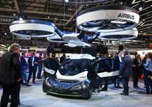 Italdesign Airbus Pop.Up, la videorecensione al Salone di Ginevra 2017 [Video]