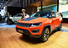 Nuova Jeep Compass, la videorecensione al Salone di Ginevra 2017 [Video]