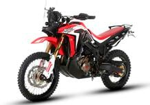 Honda Africa Twin Rally DCT (2018)