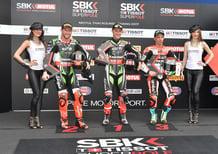 SBK. Rea conquista la Superpole in Thailandia