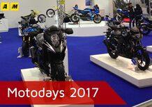 Motodays 2017. Tre novità moto da comperare con la ragione (Video)