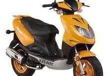 Keeway Motor Focus 150