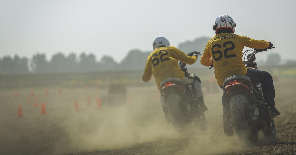 Ducati Scrambler: tornano i Days of Joy