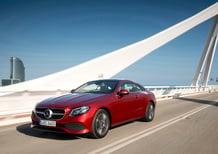 Mercedes-Benz Classe E Coupé: più bella e più spaziosa [Video primo test]